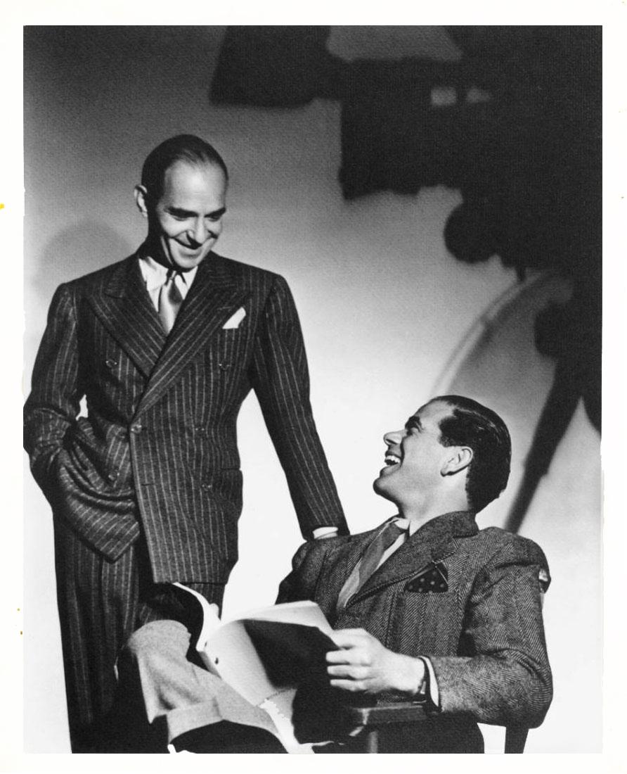 Robert Riskin and Frank Capra