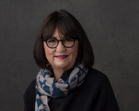 American author Victoria Riskin